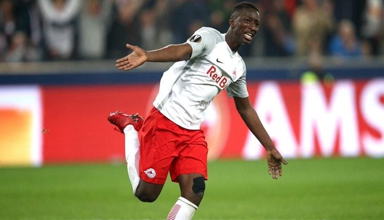 Salzburg'ta Amadou Haidara'nun Marsilya'ya attığı gol (İZLE)