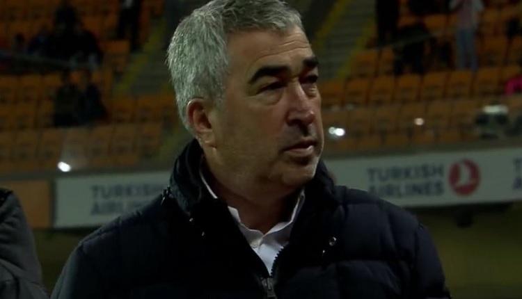 Samet Aybaba'nın Sivasspor'un Başakşehir'e golü sonrasındaki görüntüsü! Olay sözler...