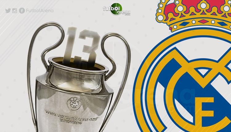 Şampiyonlar Ligi şampiyonu Real Madrid!
