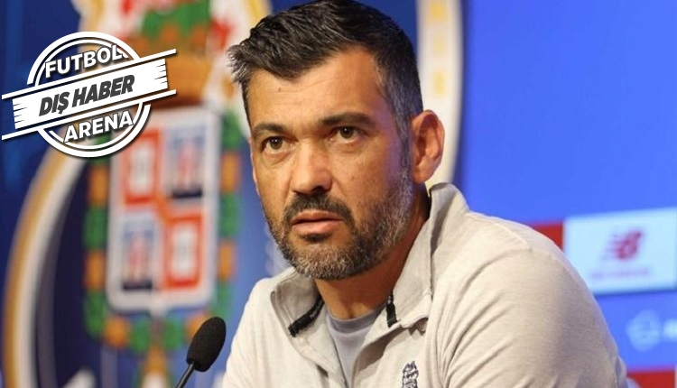 Sergio Conceiçao, 2020 yılına kadar Porto'da