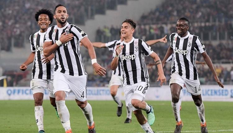 Serie A'da Juventus şampiyon! (Roma - Juventus maç özeti)