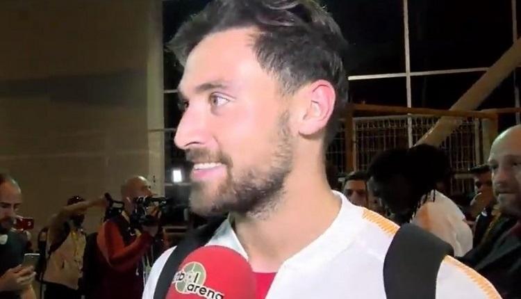 Sinan Gümüş, FutbolArena'ya konuştu ''Her şey bizim elimizde...''