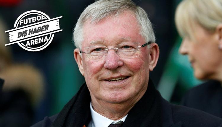 Sir Alex Ferguson beyin kanaması geçirdi!