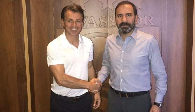 Sivasspor, Tamer Tuna ile anlaştı
