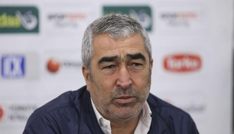 Sivasspor'da Samet Aybaba istifa etti