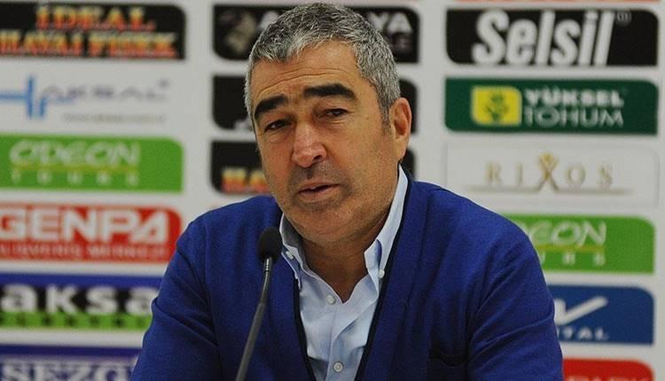 Sivasspor'dan Samet Aybaba açıklaması!
