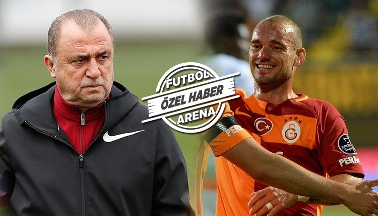 GS Transfer: Sneijder Galatasaray'a dönecek mi? Yöneticilere sorduk!