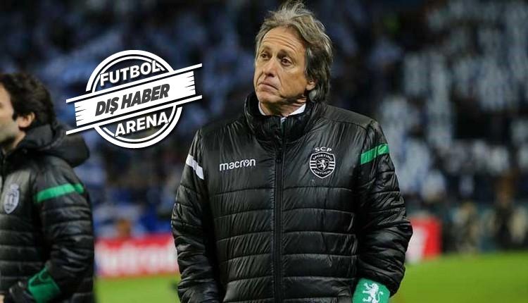 Sporting Lisbon'da Jorge Jesus'a büyük şok