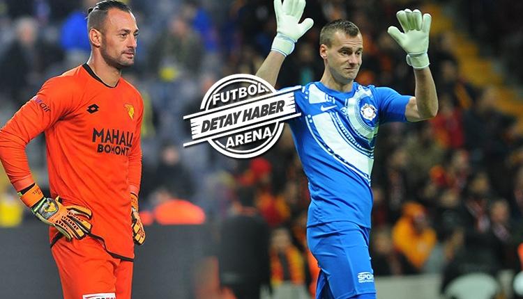 Süper Lig'de en çok penaltı kurtaran kaleciler