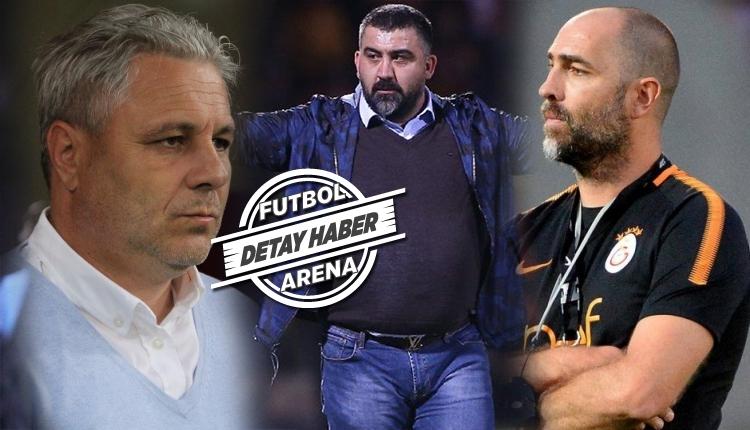 Süper Lig'de teknik direktör kıyımı devam ediyor (Ligde teknik direktör değiştiren kulüpler)