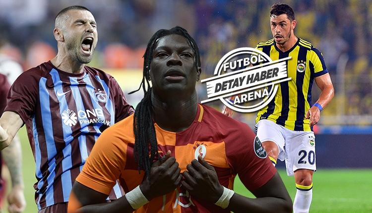 Süper Lig'in yenilerinden en çok katkı veren 5 oyuncu