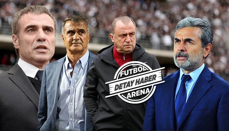 Süper Lig'de şampiyonluklara yerli teknik direktör damgası