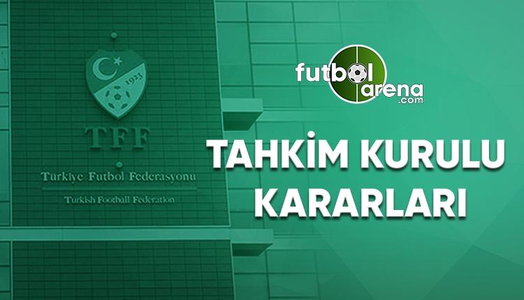 Tahkim Kurulu'ndan Fenerbahçe ve Beşiktaş açıklaması