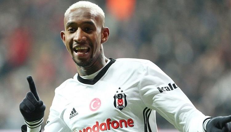Talisca'nın Sivasspor'a attığı gol (Beşiktaş - Sivasspor CANLI İZLE)