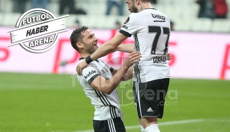 Tosic Kayserispor'a gol attı, en skorerler arasına girdi (İZLE)