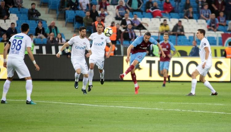 Trabzonspor 2-5 Kasımpaşa maç özeti ve golleri (İZLE)