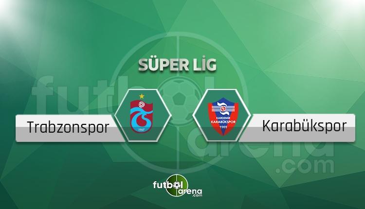 Trabzonspor - Karabükspor beIN Sports canlı şifresiz izle
