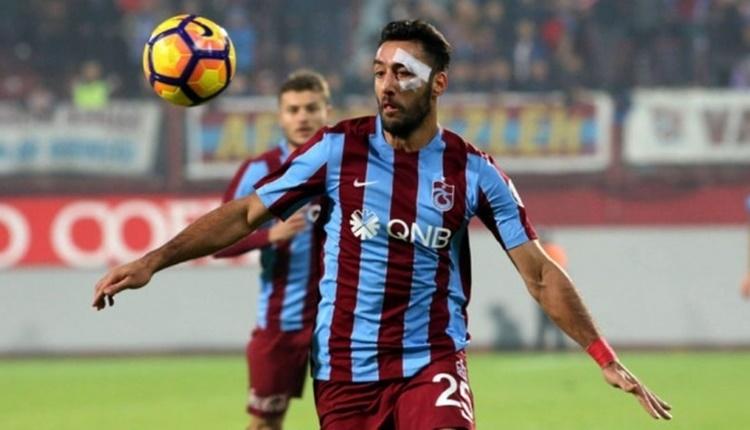 Trabzonspor'da Mustafa Akbaş kadro dışı