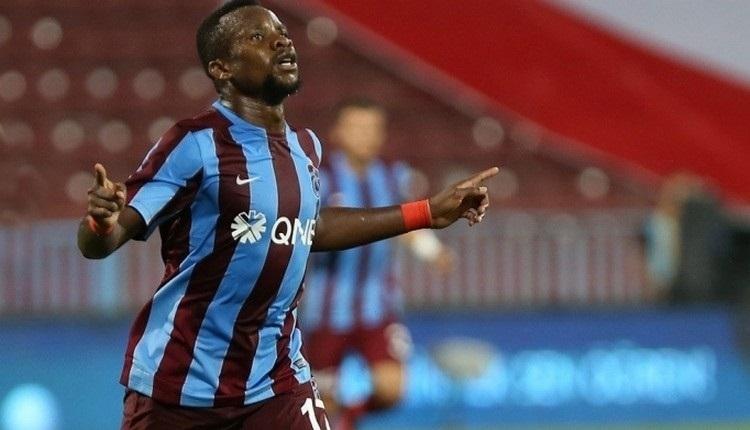 Trabzonspor'da Onazi'ye milli takım izni