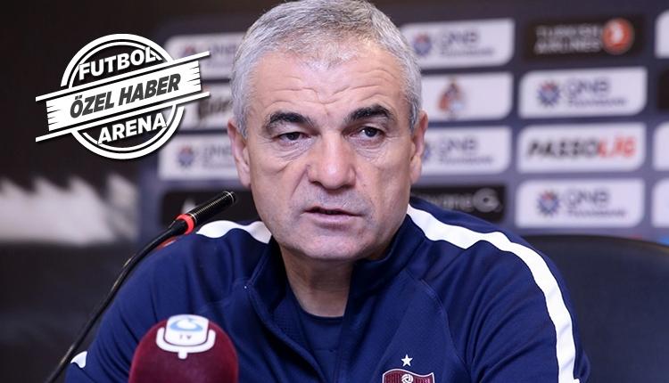 Trabzonspor'da Rıza Çalımbay'ın yerine gelecek teknik direktör