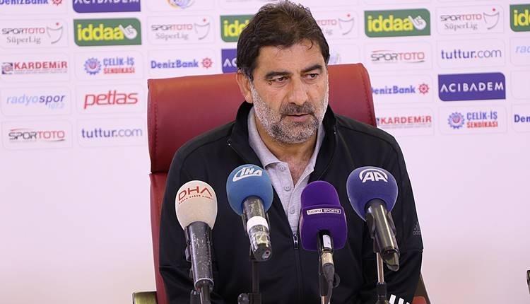 Trabzonspor'un yeni teknik direktörü Ünal Karaman oldu