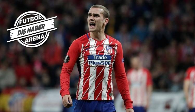 Haberleri: Barcelona Antoine Griezmann'ı alacak mı?