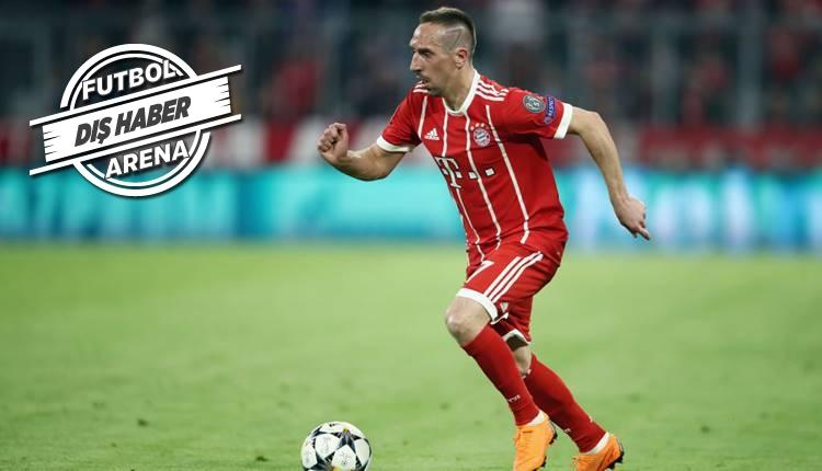 Transfer Haberleri: Frank Ribery sözleşme imzaladı