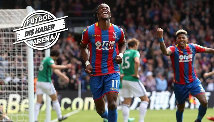 Transfer Haberleri: Manchester City Wilfried Zaha'nın peşinde