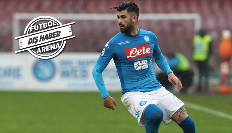 Transfer haberleri: Manchester United Napoli'nin sağ beki Elseid Hysaj'ı alacak!