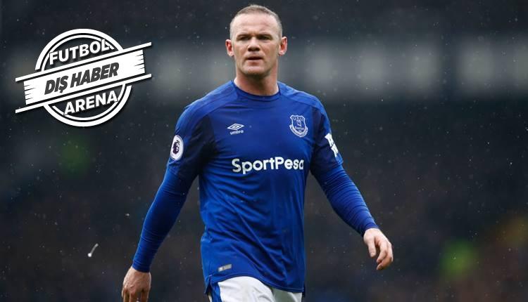 Transfer Haberleri: Wayne Rooney Amerika'ya gidecek mi?