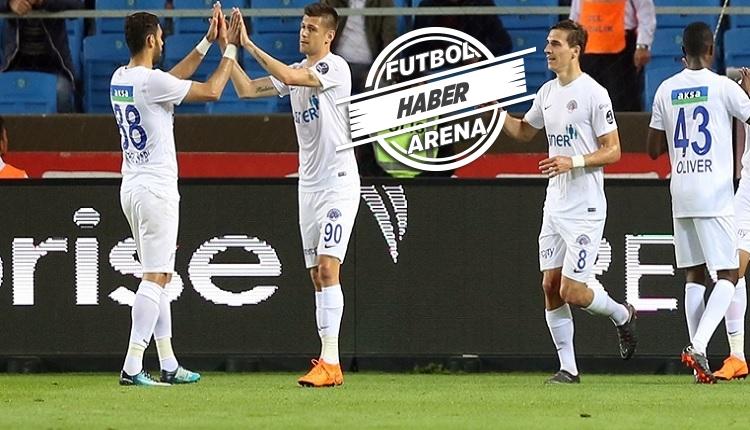 Trezeguet, Trabzonspor maçına damga vurdu! 2 gol, 3 asist