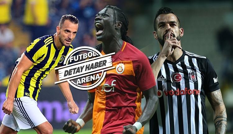 Süper Lig Haberleri: Üç büyüklerin golcülerinden aldığı katkı (Fenerbahçe, Galatasaray, Beşiktaş)