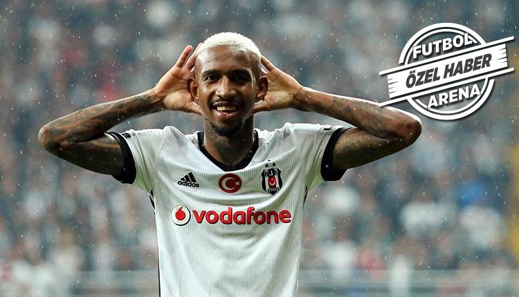 BJK Transfer: Anderson Talisca için Roma ile görüşüldü