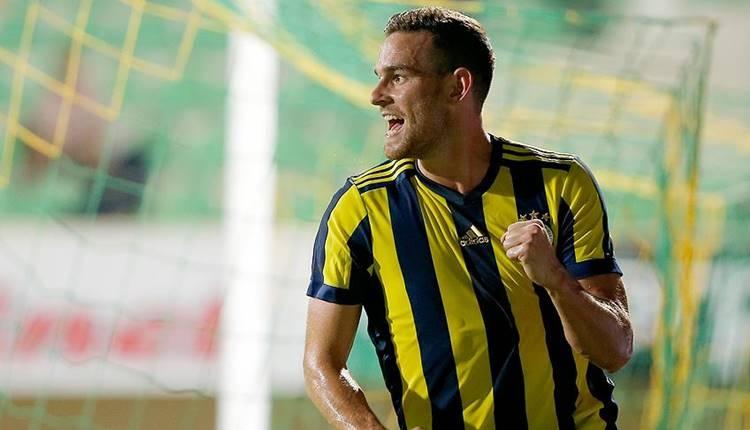 FB Transfer: Vincent Janssen Fenerbahçe'de kalacak mı?