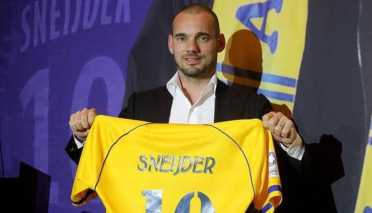 GS Transfer: Wesley Sneijder Galatasaray'a mı dönüyor?