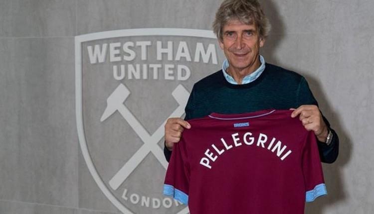 West Ham United, Pellegrini ile anlaştı