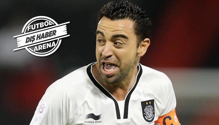 Xavi, El Sadd ile 2 yıllık sözleşme uzattı