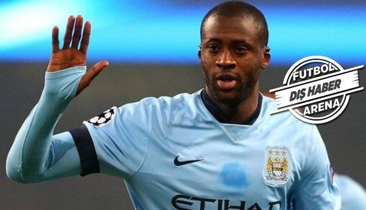 Yaya Toure, Manchester United'dan ayrılıyor