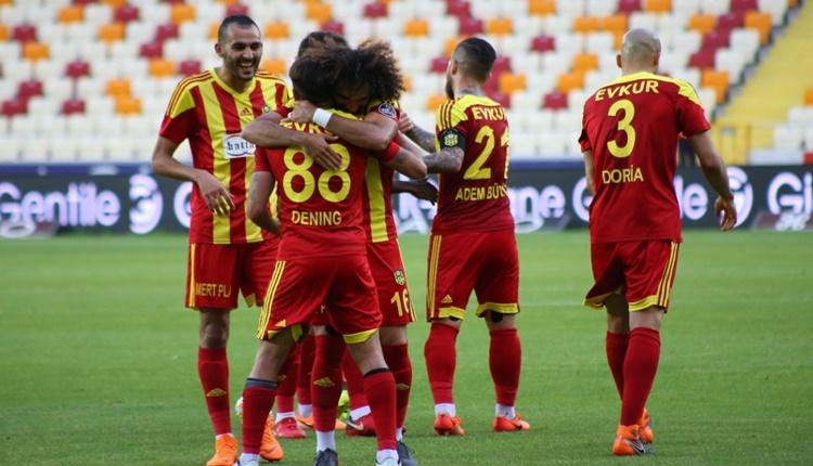 Yeni Malatyaspor 3- 2 Kayserispor maçın özeti ve golleri (İZLE)