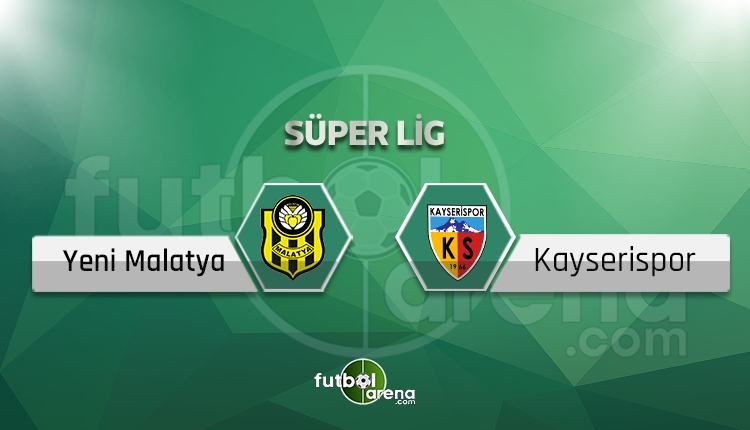 Yeni Malatyaspor - Kayserispor beIN Sports canlı şifresiz izle