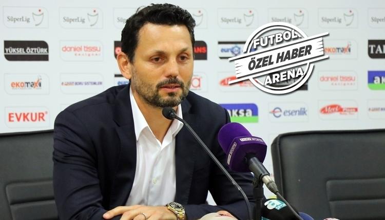 Yeni Malatyaspor'dan flaş Erol Bulut kararı