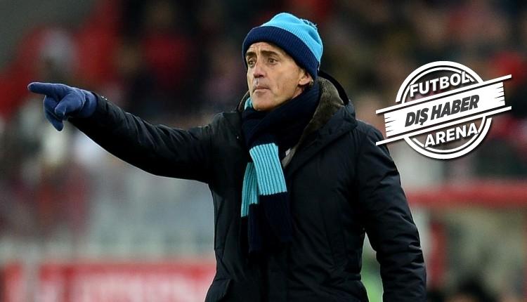 Zenit, Mancini'nin sözleşmesini feshetti