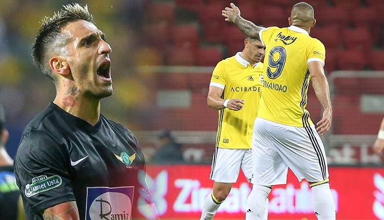 Ziraat Türkiye Kupası, Akhisarspor'un (Akhisarspor 3-2 Fenerbahçe maç özeti ve golleri İZLE)