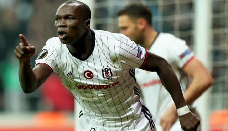 BJK Transfer: Aboubakar'dan Porto'ya:
