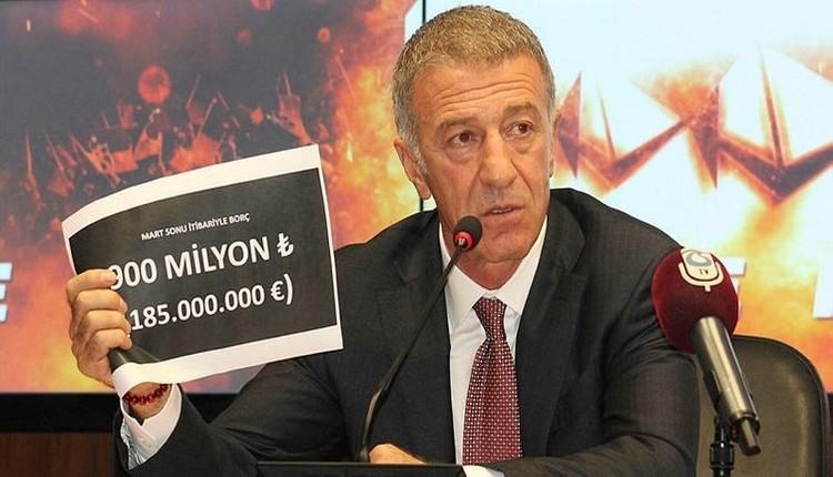 Ahmet Ağaoğlu: 'Muharrem Usta'dan zararları tahsil edeceğiz'