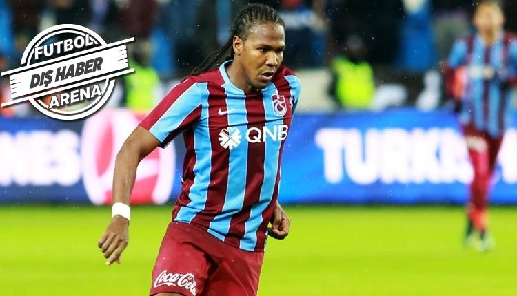 Alanyaspor'da Hugo Rodallega transfer iddiası