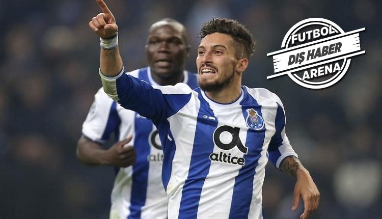 Alex Telles Porto'dan ayrılıyor mu? Karar resmen çıktı