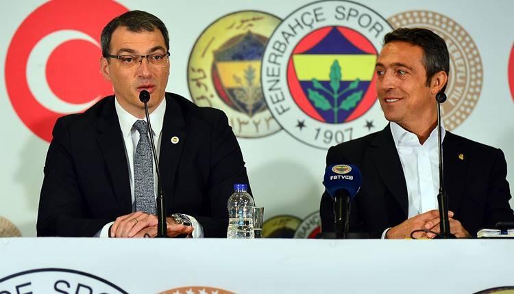 FB Haber: Ali Koç ve Damien Comolli'den flaş açıklamalar!