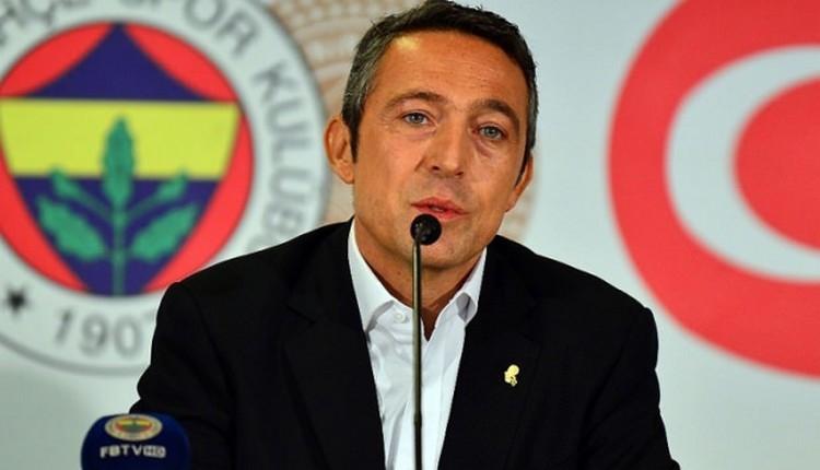 FB Haber: Ali Koç'tan Fenerbahçeli taraftarlara çağrı
