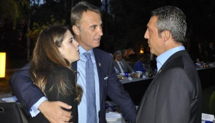 FB Haber: Ali Koç'tan Fikret Orman'a teşekkür